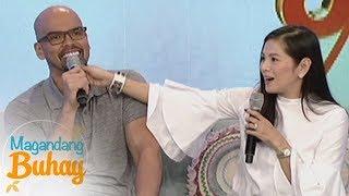 Magandang Buhay: Benjie shares how he met his wife Lyxen