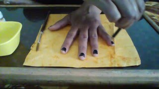 how to make zebra, palm printing, easy way to make zebra with palm, art and craft for kids