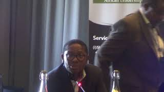 CEO of the SAHRC Moderating Discussion on the Independence of the African Commission