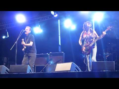 "Hugh Cornwell and band play ""I Want One of Those"" at the Forever Sun festival 17 August 2013"