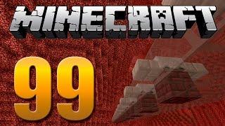 Transporte mais rápido do minecraft!? - Minecraft Em busca da casa automática #99.