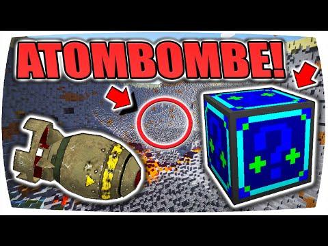 LUCKY BLOCK ATOMBOMBE ZERSTÖRT DIE GANZE MAP! ● Minecraft: Lucky Block Battle