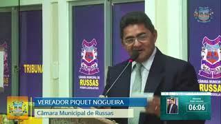 Piquet Nogueira   Câmara de Russas 02 02 21