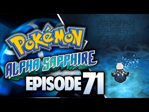 "Pokémon Alpha Sapphire Let's Play w/ TheKingNappy! - Ep 71 ""Unlocking The Regis!"""