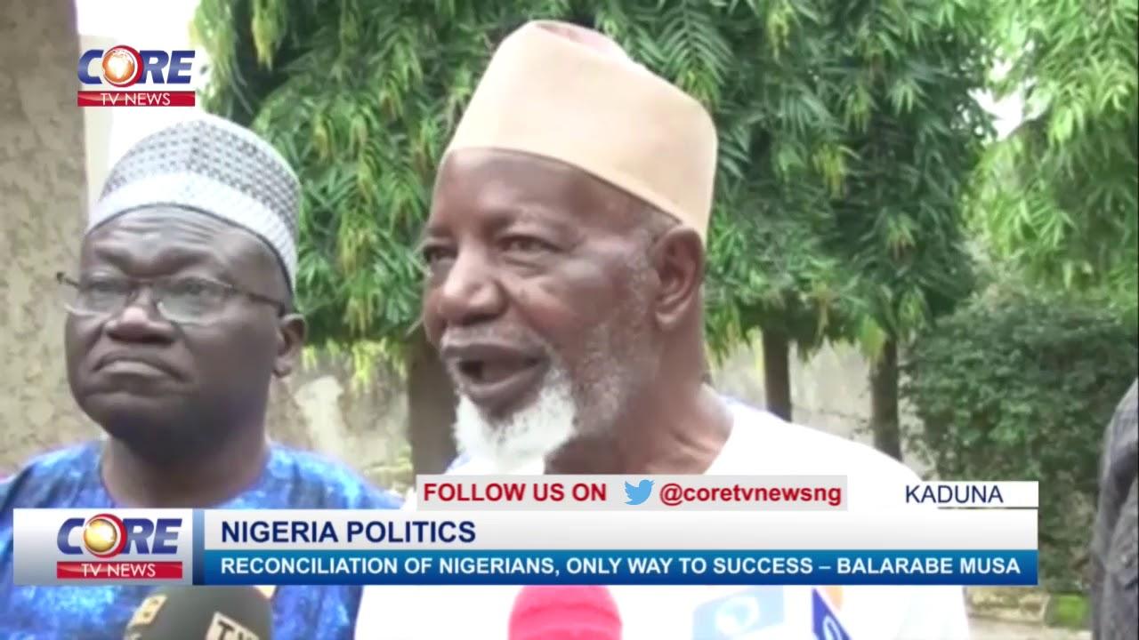 BALARABE MUSA ON NIGERIA POLITICS...watch & share...!