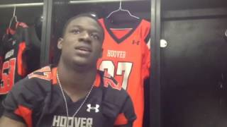 A-List #9: Hoover RB Bradrick Shaw Video