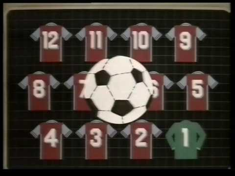 22 August 1981 BBC1 - Paul Daniels New Season trail & MOTD