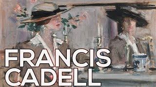 Francis Cadell: A collection of 184 works (HD)