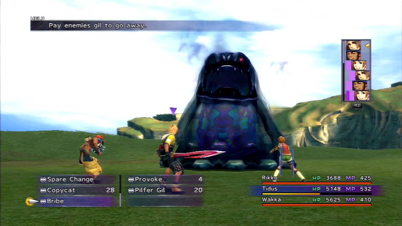 Final Fantasy X Hd Sidequests Wht Magic Sphere