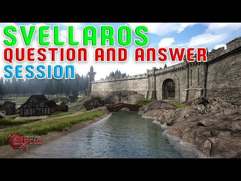 Chronicles of Elyria: Svellaros Q&A -- Come ask your questions!