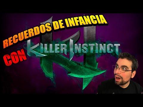 Recuerdos de Infancia con Killer Instinct !