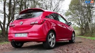 2015 Opel Corsa E 1.4 Turbo (150 PS) - R+V24 Drive Check - Fahrbericht - Test