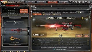 Crossfire - Free Account Giveaway (3 STARS VIP & ZP & GOLD Weapons) *NEW*