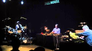 Moritz Von Oswald Trio Featuring Tony Allen - Part 2 @ Jazzhouse (10th of May, 2014)