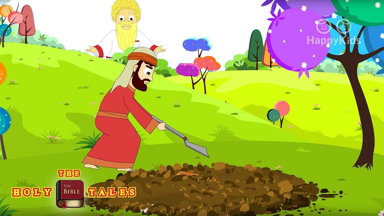 The Kingdom of Heaven - Bible Stories For Children