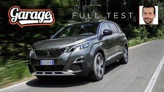 Peugeot 5008 | Il SUV che pensa alla famiglia