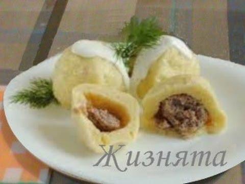 Видео Рецепт немецкие клецки
