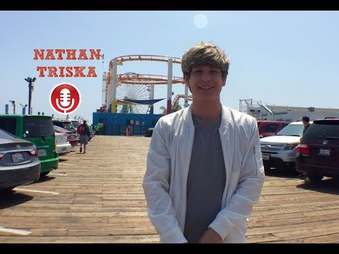 Nathan Triska Catches Up With TMI At The Santa Monica Pier