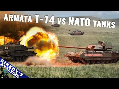 Will Russia's Armata T-14 tank rule the future battlefields?