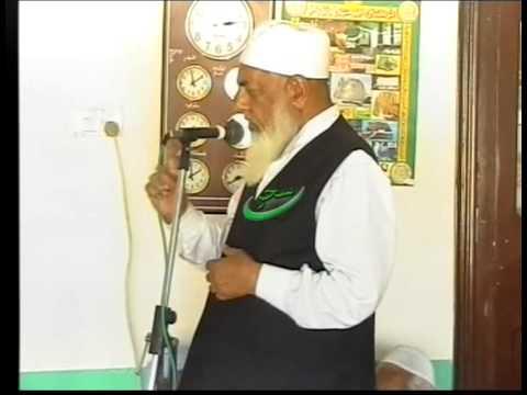 Urs Mubarak Mashaikh e Baghar Shareef Salitha Kahuta Pakistan 31/3/13 Part 3