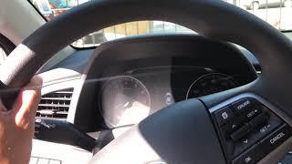 How to open gas cap on a – Hyundai Elantra