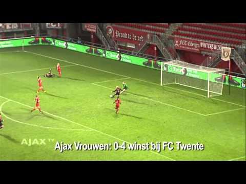 Ajax Vrouwen op dreef