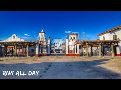 ABANDONED THEME PARK, HARD ROCK/FREESTYLE MUSIC PARK