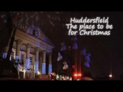 Celebrating Christmas in Huddersfield