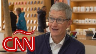 who is tim cook