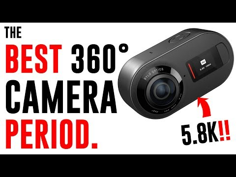 The Best 360 Action Camera - Rylo 4k+