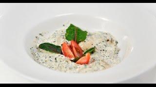 Равиоли с пангасиусом в соусе из тархуна | Дежурный по кухне