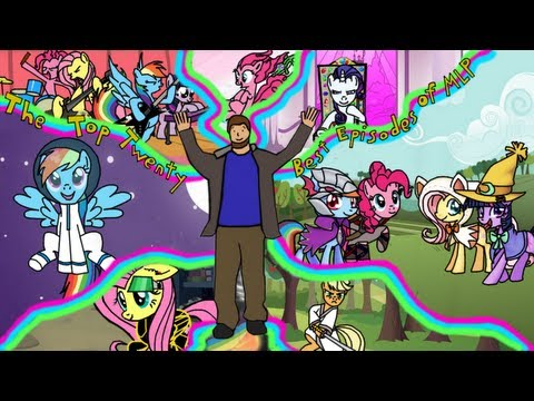 Top 20 Best Episodes of My Little Pony: Friendship is Magic