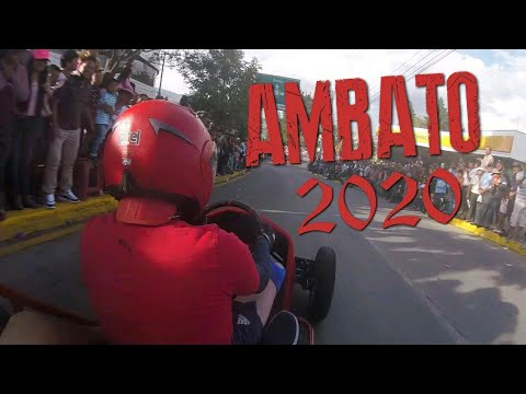 Download Carrera Coches de Madera Ambato FFF 2020 - Categoría Llanta Inflada