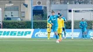 Видеообзор матча «Зенит»-м 4:0 «Ростов»-м