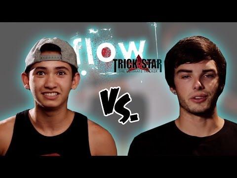 Trickstar Final: Andrew Franklin vs Michael Guthrie  Tricking Battle