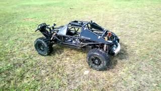 1/5 Rovan 320 FT Field Test!  19/55 Gearing