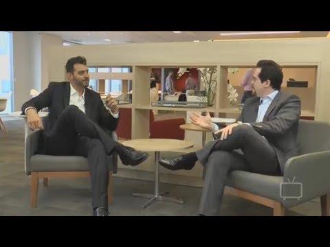 Conta pra Gente - Tiago Alves - CEO da Regus do Brasil