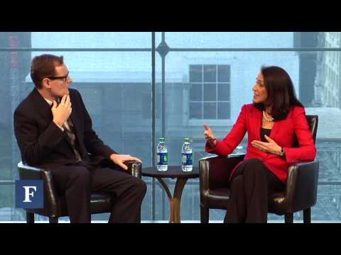 Margaret Hamburg: Facing The FDA's Future Part 1 - YouTube