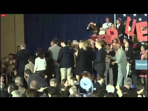 Bruce Rauner victory speech in 2014 Illinois governor's race