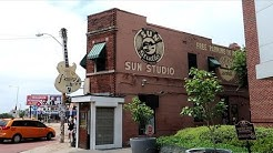 #1045 Inside Tour of SUN STUDIO Elvis Presley Johnny Cash Jerry Lee Lewis - MEMPHIS TN (6/17/19)