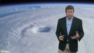 ¿Cómo se forma un huracán?