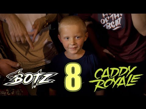 #BOTZ8 Caddy Royale - Illmaculate, Marvwon, Real Deal, Everybody Knows, and Frank Stacks