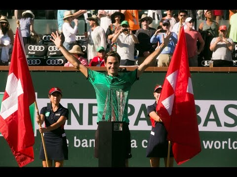 BNP Paribas Open 2017: The Story of Indian Wells