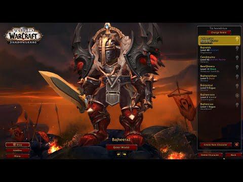 Rank 1 Warrior LFG Adventures Ep. 1 (206 iLvl) - WoW Shadowlands 9.0.5 Arms Warrior PvP