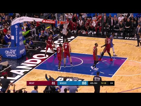 4th Quarter, One Box Video: Orlando Magic vs. Miami Heat