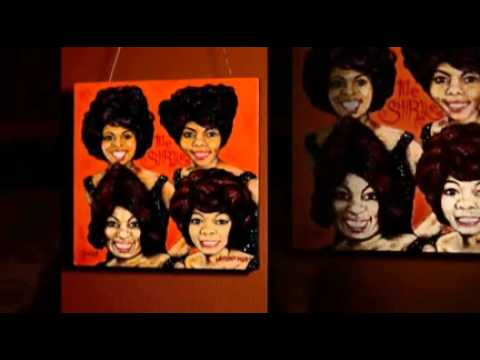 THE SHIRELLES (i can't get no) satisfaction (LIVE!)