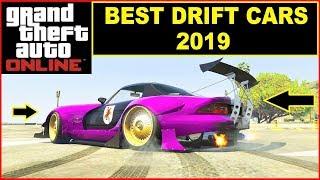 The best & fastest DRIFT CARS in GTA 5 Online 2019
