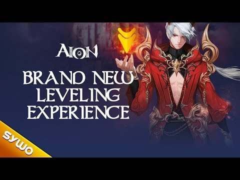 AION 60  Brand New Leveling Experience & Leveling Explained