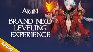 AION 6.0 | Brand New Leveling Experience & Leveling Explained
