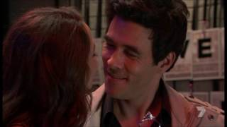 [H&A] 6656 Justin & Phoebe Kiss Scene 2